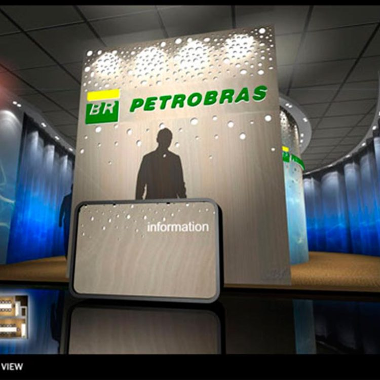 Petrobras | International Convention Booth