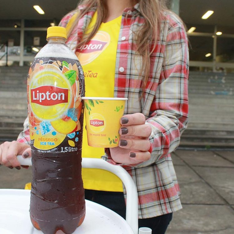 Lipton | Sampling Lipton Ice Tea