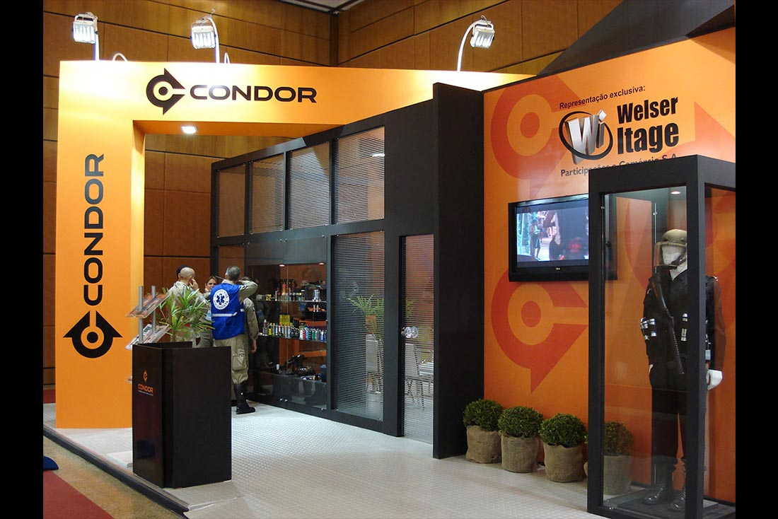 Condor | Convention Booth